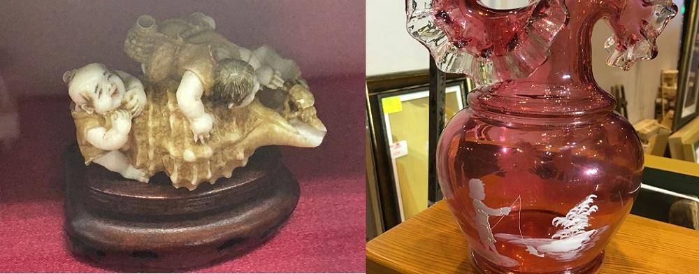 日本海骨董のホームページです。